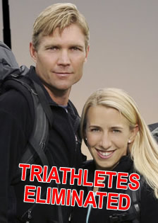 Triathletes Eliminated