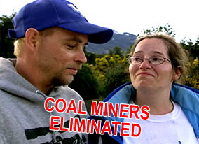 Coal Miners Eliminated