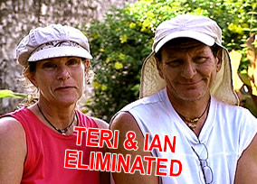 Teri & Ian Eliminated