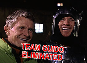 Team Guido Eliminated