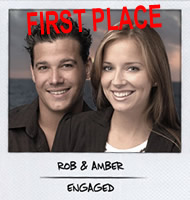 Rob & Amber, First Place