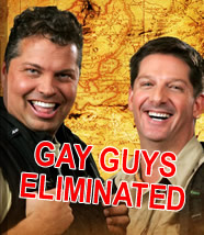 Gay Guys Eliminated