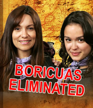Boricuas Eliminated