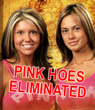 Pink Hoes Eliminated
