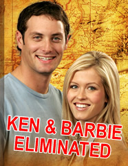 Ken & Barbie Eliminated