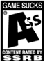 A-SS Video Game Rating