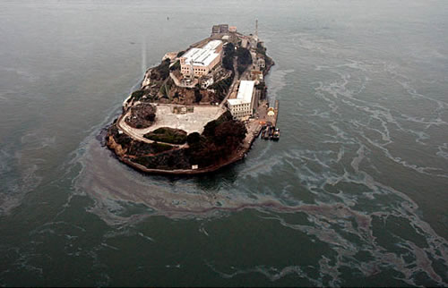 San Francisco Bay Oil Spill