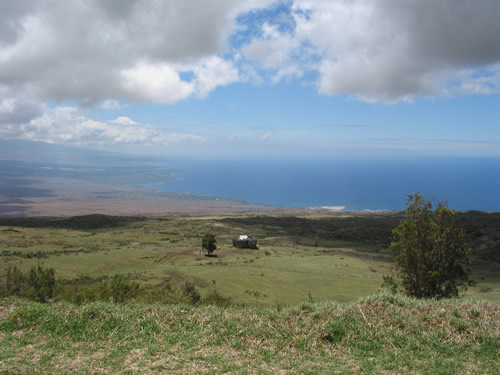 South Kohala Coast From Kohala Ranch