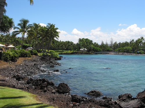 Private Bay, Hilton Waikoloa Village Resort