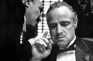Marlon Brando as Don Vito Corleone