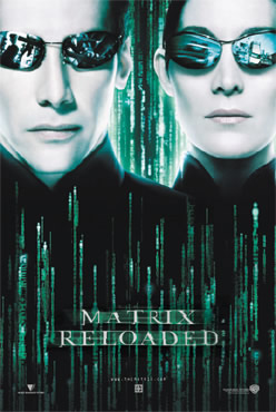 Matrix: Reloaded - Neo and Trinity