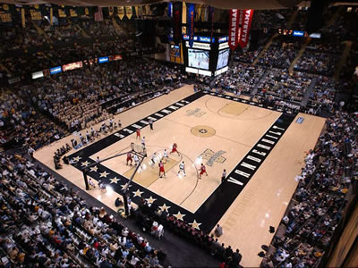 Memorial Gymnasium, Nashville, TN