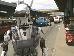 Third World Robocop