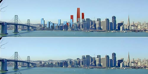 New San Francisco Skyline