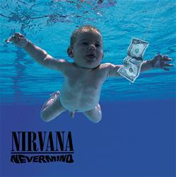 Nirvana Nevermind Cover